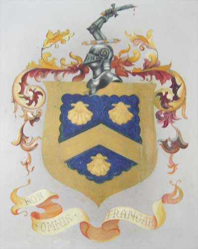 The Colby Coat Of Arms
