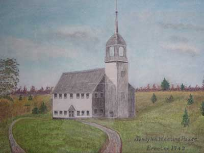 Sandy Hill Meetinghouse
